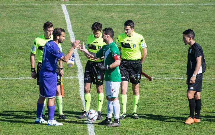 31^ giornata: Anzio-Ostiamare 0-0