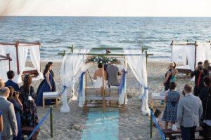 """Fiumicino, Montino: """"La spiaggia di Passoscuro 'vola' alla fiera sui matrimoni di Londra"""""""