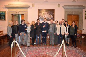 Bracciano, conferita la cittadinanza onoraria al giornalista Borrometi