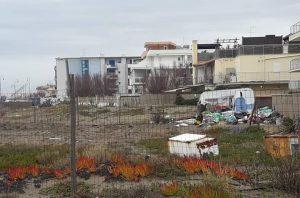 Fiumicino, Porto della Concordia: bonificata  un'area