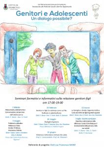 """Fiumicino, """"Genitori e adolescenti – un dialogo possibile"""""""