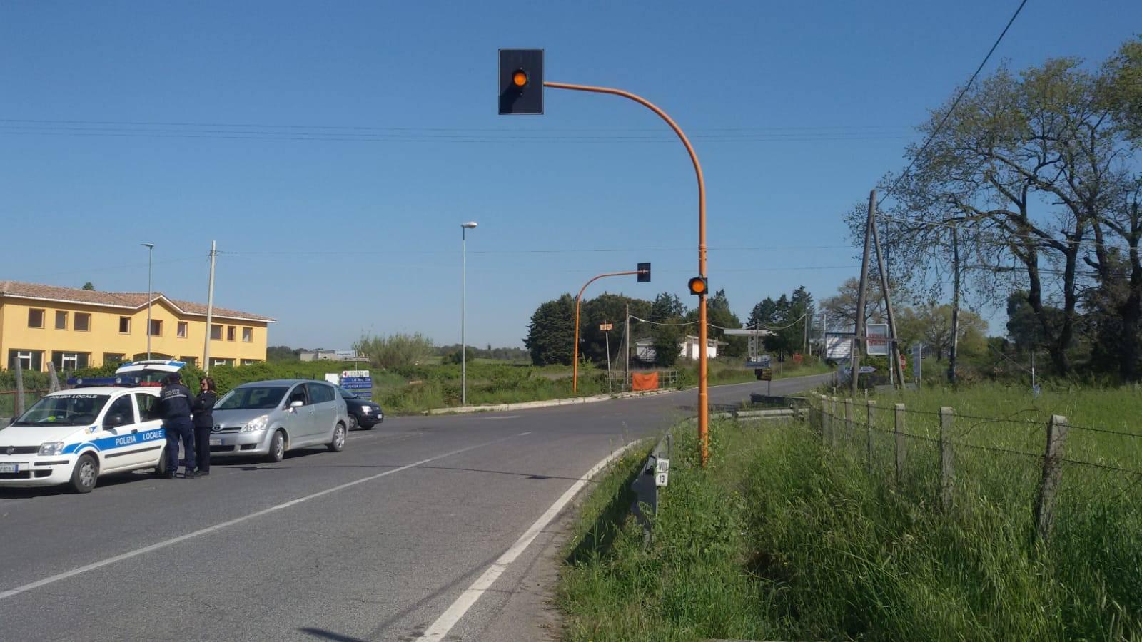 """Fiumicino, Ancora un incidente in Via Di Tragliatella, Pontoni: """"Trovare una una soluzione alla messa in sicurezza della strada"""""""