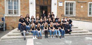 Pomezia abbraccia la banda musicale della cittadina tedesca di Singen