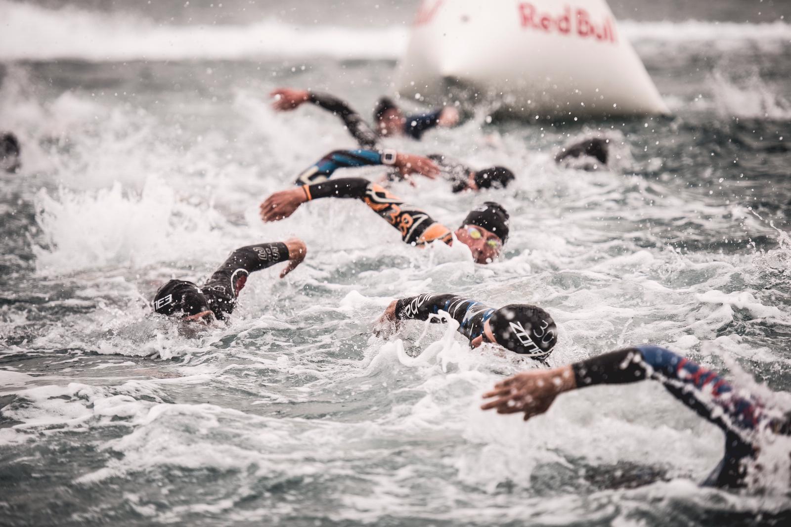 triathlon a fiumicino