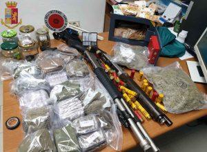 Anzio, Nascondeva droga e armi: arrestato