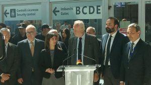 Fiumicino, Inaugurata la mostra dedicata a Leonardo da Vinci