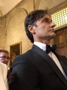 Anzio, Al Ristorante Romolo al Porto l'onorificenza di Cavaliere dello Champagne nel mondo