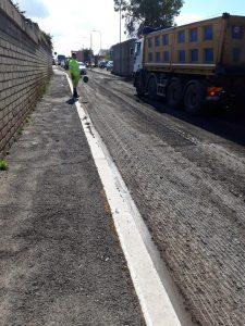 Anzio, Piano strade comunali,l'Assessore Ranucci annuncia l'inizio dei lavori in Via Marcello ed in Via Circeo