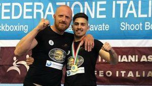 Fiumicino, Campionati Assoluti di Muay Thai: Trionfo di Francesco Tumminello