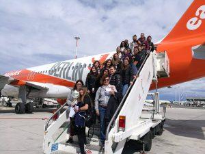 Fiumicino, Viaggio della Memoria: Diario del primo giorno