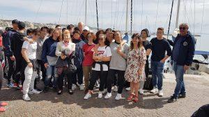 Anzio, Imparare Navigando 2019 Mediterraneo: Gli studenti del Nautico protagonisti di una traversata in mare aperto