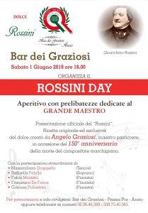 Anzio, Rossini Day al Bar dei Graziosi