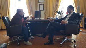 Anzio, Paolo Bertolaccini nuovo presidente del centro anziano, gli auguri del sindaco De Angelis