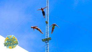 Civitavecchia, Aquafelix: Tuffi da 25 metri di altezza e un'area interamente dedicata ai più piccoli