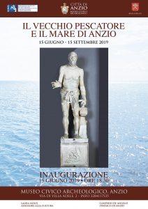 Museo Civico Archeologico di Anzio: in arrivo la Statua del Vecchio Pescatore