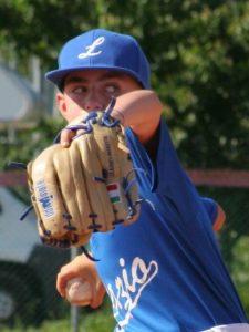 Anzio, Filippo Sabatini convocato nella Nazionale giovanile di baseball: in partenza per gli Europei e i Mondiali