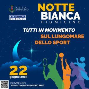 Fiumicino, Notte Bianca: oltre 100 eventi in 8 ore e 5km di area pedonale