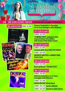 Anteprima Fiumicino Estate 2019: festa patronale Stella Maris