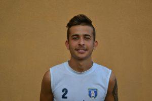Anzio, Andrea D'Amato nella rosa della prima squadra per la stagione 2019/2020
