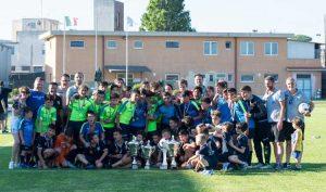 IV Torneo del Litorale, l'Anzio trionfa nella classifica generale