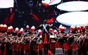 Ostia, Festa della musica 2019: La fanfara dell'Arma dei Carabinieri in concerto