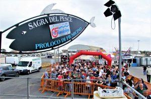 Fiumicino, Torna la Sagra del Pesce