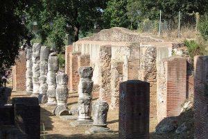 Fiumicino, Il Parco archeologico di Ostia antica nell'elenco dei siti Patrimonio dell'Unesco