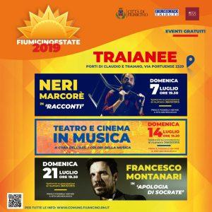 Fiumicino, Le Traianee: tutto esaurito