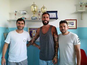 Anzio Calzio, Andrea Pucino torna ufficialmente