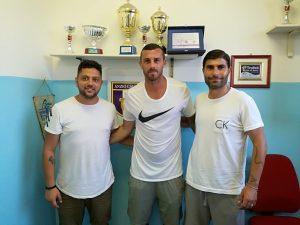 Jacopo Camilli nuovo attaccante dell'Anzio Calcio