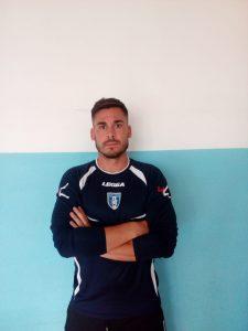 Lorenzo Bernardi nuovo giocatore dell'Anzio Calcio