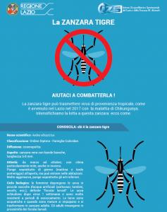 Pomezia, Lotta alla zanzara