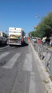 Fiumicino, Raccolta differenziata e interventi di pulizia straordinaria: le parole dell'assessore Cini