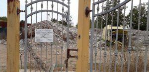 Fiumicino, Rimozione delle discariche su via delle Pagliete a Maccarese