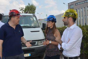 Pomezia, Via Campobello: partono i lavori di riqualificazione e adeguamento della viabilità