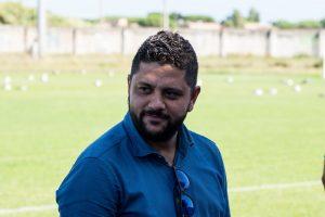 Il direttore sportivo Guido Zenga (foto Ferri)