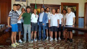 Nettuno, Il sindaco Coppola a Venezia per la Regata Storica