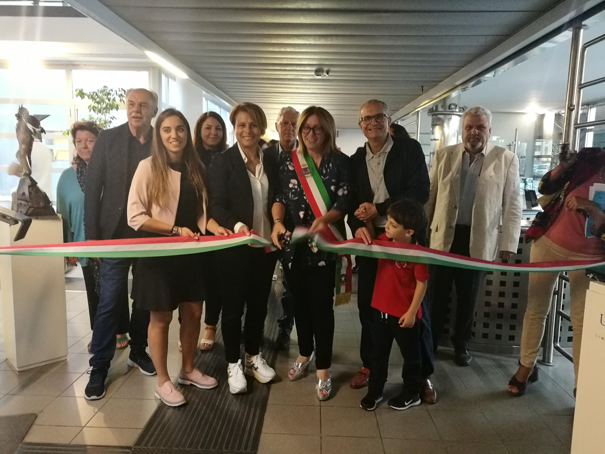 inaugurata la mostra dedicata a Ugo Attardi