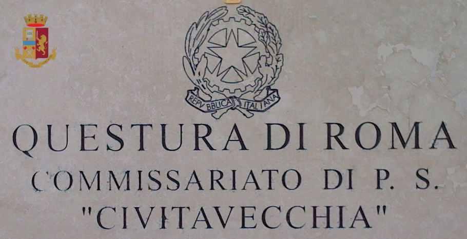 Civitavecchia, Un arresto per minacce, violenza e resistenza a Pubblico Ufficiale