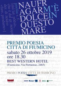 """""""Premio Poesia Città di Fiumicino 2019"""""""