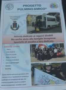 """Fiumicino, """"Pulmino amico"""": l'iniziativa"""