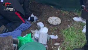 Ostia, Due pusher in manette e sequestrati oltre 25 chili di droga: individuato un centro di smercio della droga