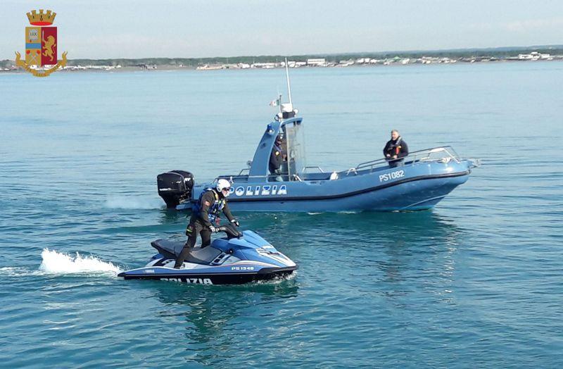 """Fiumicino, L'imbarcazione """"Azzurra"""" ha rischiato il naufragio"""