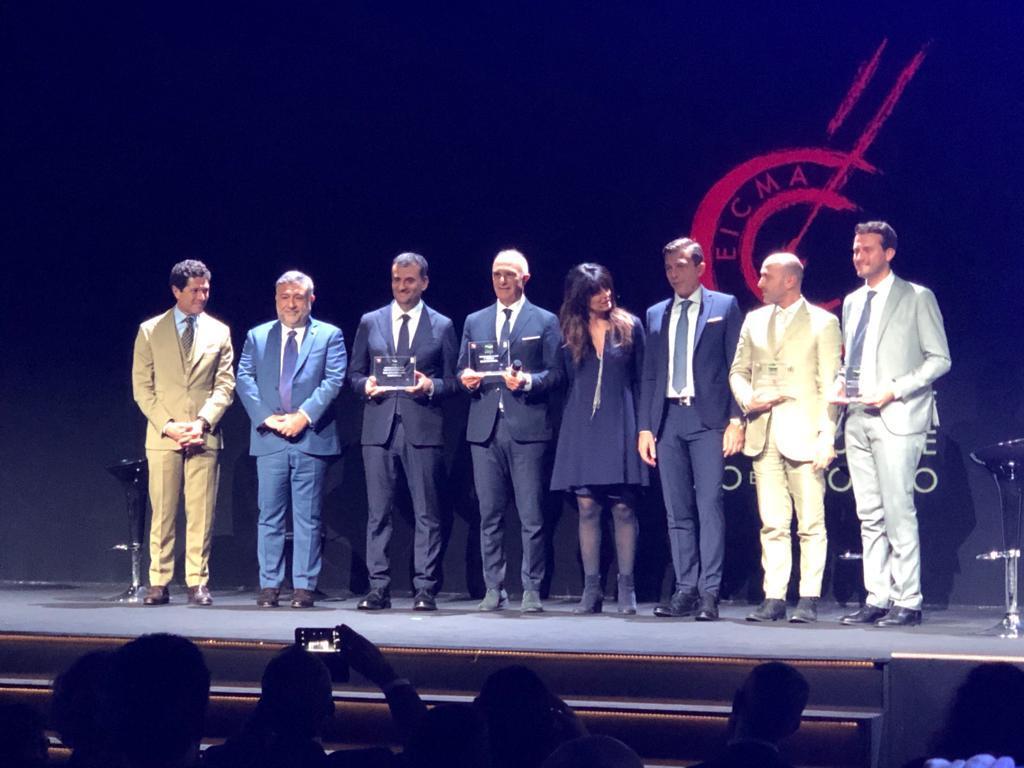 il secondo premio agli Urban Award 2019