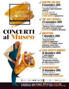Fiumicino, Museo del Sax di Maccarese: inizia una rassegna di concerti