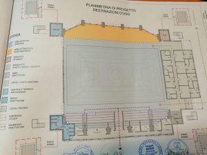 Fiumicino, Il Palfersini sarà ristrutturato