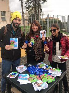 Fiumicino, Infezioni sessualmente trasmesse: distribuito il materiale informativo