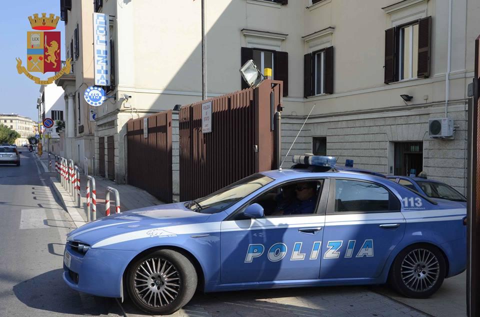 Civitavecchia, Due uomini denunciati per sequestro di persona e lesioni