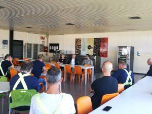 Fiumicino, Crisi occupazionale dei lavoratori di Opel: le sollecitazioni del presidente Fortini