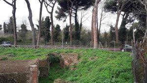 Fiumicino, Sopralluogo in via Redipuglia a Isola sacra